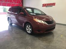 2011_Toyota_Sienna_LE_ Central and North AL