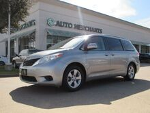 2011_Toyota_Sienna_LE Mobility Access 7-Pass V6*BACK UP CAMERA,3RD ROW SEAT,MULTI-ZONE A/C, AUX AUDIO INPUT_ Plano TX