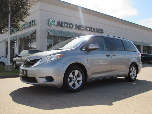 2011 Toyota Sienna LE Mobility Access 7-Pass V6*BACK UP CAMERA,3RD ROW SEAT,MULTI-ZONE A/C, AUX AUDIO INPUT Plano TX