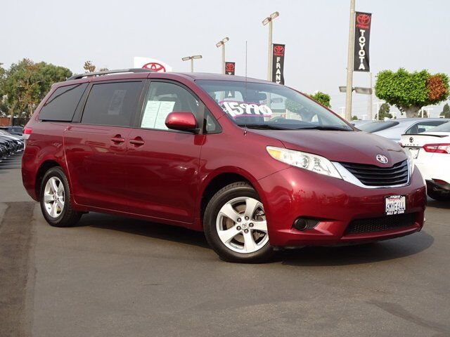 2011 Toyota Sienna LE National City CA
