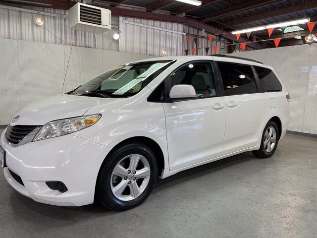 2011 Toyota Sienna LE Oroville CA