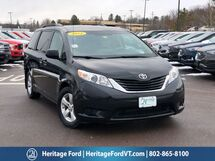 2011 Toyota Sienna LE South Burlington VT