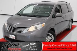 2011_Toyota_Sienna_LE_ St. Cloud MN