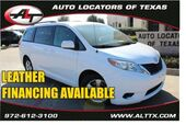 2011 Toyota Sienna LE with LEATHER