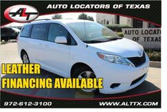 2011_Toyota_Sienna_LE with LEATHER_ Plano TX