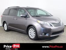 2011_Toyota_Sienna_Limited AWD w/Nav/Rear DVD/Sunroof_ Maumee OH