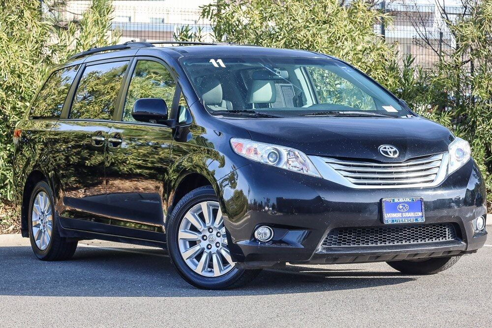 2011 Toyota Sienna Limited Livermore CA