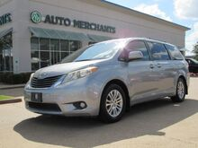 2011_Toyota_Sienna_XLE 8-Pass V6 LEATHER SEATS, NAVIGATION, SUNROOF, BACKUP CAM, BLUETOOTH, HTD FRONT STS_ Plano TX