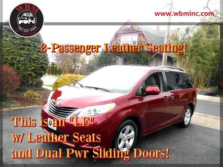 2011_Toyota_Sienna_XLE 8-Passenger_ Arlington VA