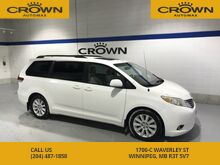 2011_Toyota_Sienna_XLE *STUDDED WINTER TIRES AND 2 WAY REMOTE START*_ Winnipeg MB