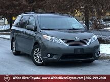 2011 Toyota Sienna XLE White River Junction VT