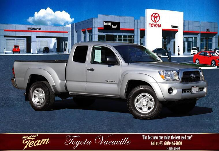 2011 Toyota TACOMA ACCESS CAB TACOMA PRERUNNER 4X2 ACCESS CAB Vacaville CA