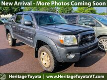2011 Toyota Tacoma 4WD Double Cab V6 MT South Burlington VT