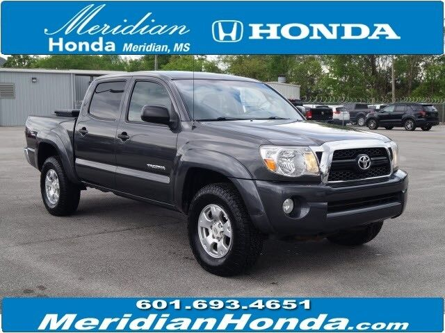 2011 Toyota Tacoma 4WD Double V6 AT Meridian MS