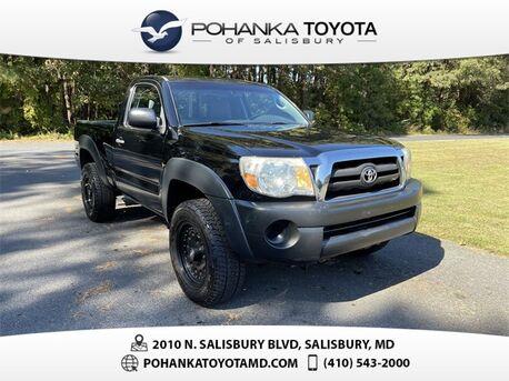 2011_Toyota_Tacoma_Base_ Salisbury MD