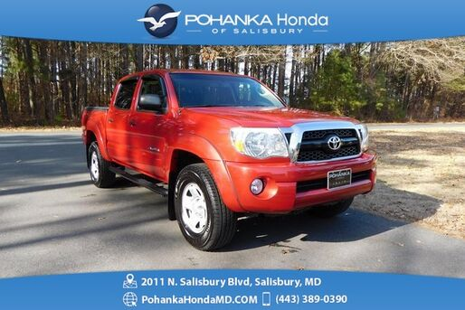 2011_Toyota_Tacoma_PreRunner ** DOUBLE CAB ** GUARANTEED FINANCING **_ Salisbury MD