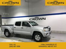 2011_Toyota_Tacoma_SR5 4WD Double Cab *Remote Starter Included*_ Winnipeg MB