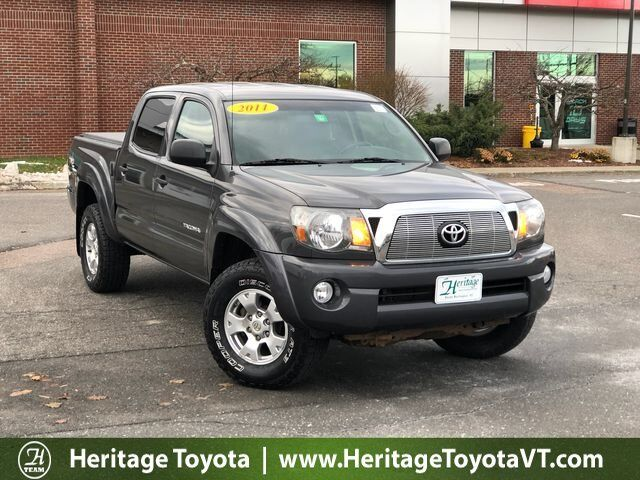 2011 Toyota Tacoma TRD Off-Road 4WD Double V6 AT
