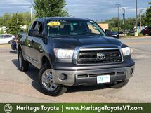 2011 Toyota Tundra Double Cab 4.6L V8 6-Spd AT South Burlington VT