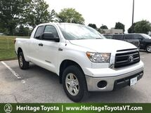 2011 Toyota Tundra  South Burlington VT