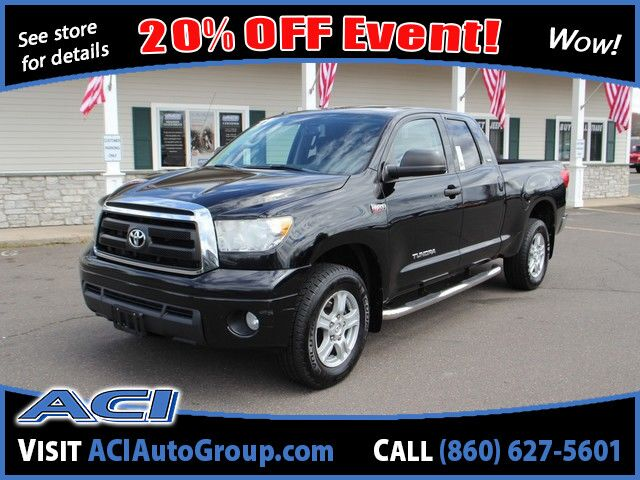 2011 Toyota Tundra 4WD Truck  East Windsor CT