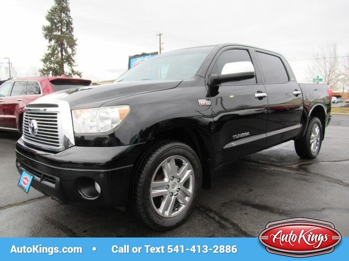 2011 Toyota Tundra 4WD Truck CrewMax Limited Bend OR