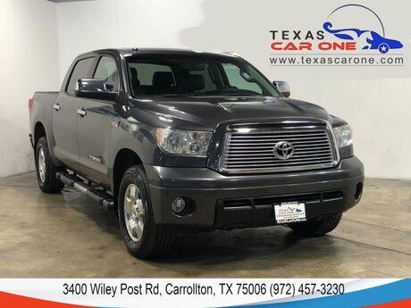 2011 Toyota Tundra LIMITED 5.7L CREWMAX 4WD TRD-OFF ROAD PKG SUNROOF LEATHER HEATED SEATS Carrollton TX