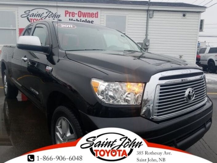 2011 Toyota Tundra Limited 5.7L V8 Leather, 20's , Backup cam Saint John NB