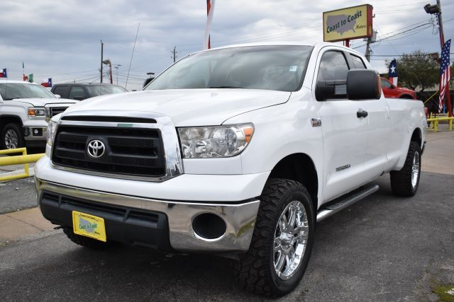 2011 Toyota Tundra Tundra-Grade 5.7L FFV Double Cab Long Bed 4WD Houston TX