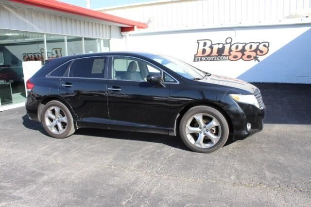 2011 Toyota Venza 4dr Wgn V6 AWD Fort Scott KS