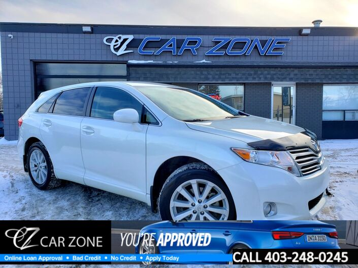 2011 Toyota Venza ALL WHEEL DRIVE INSPECTED Calgary AB
