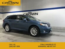 2011_Toyota_Venza_AWD **Leather Seats** Power Moonroof** Backup Camera**_ Winnipeg MB