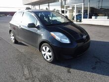 2011_Toyota_Yaris_Base_ Manchester MD