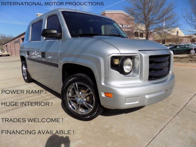 2011 vpg mv1 power wheel chair ramp carrollton tx 22395820