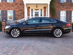 2011 Volkswagen CC Executive 4Motion 1-OWNER black on black LIKE NEW CONDITION MUST C!