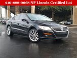 2011 Volkswagen CC Executive 4Motion