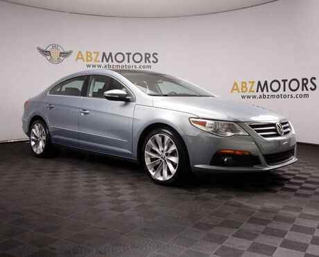2011 Volkswagen CC Lux Pkg,Navigation,Rear Camera,Sunroof Houston TX