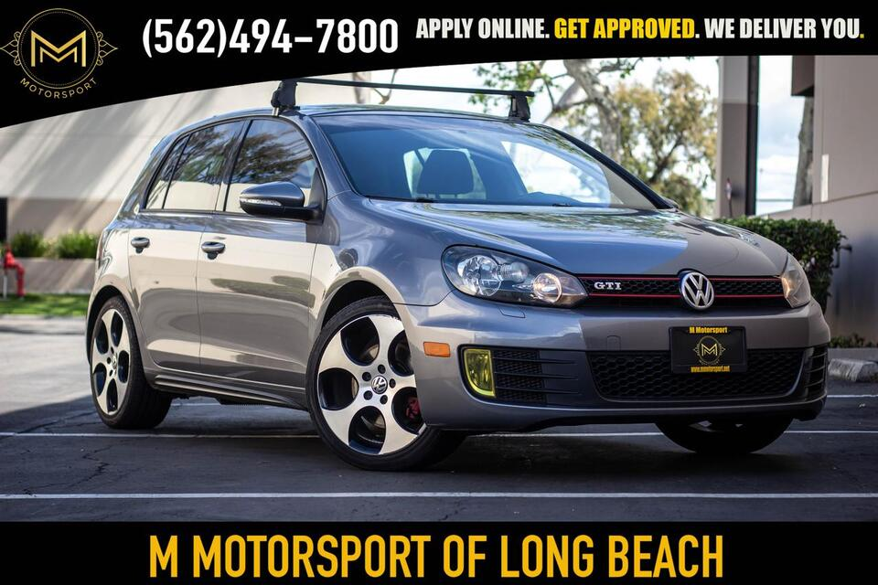 2011_Volkswagen_GTI_2.0T Hatchback Sedan 4D_ Long Beach CA
