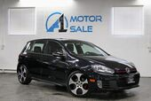 2011 Volkswagen GTI Autobahn Navi Sunroof Heated Leather