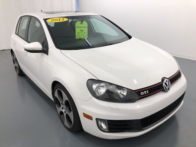 2011 Volkswagen GTI Base w/ Sunroof Holland MI