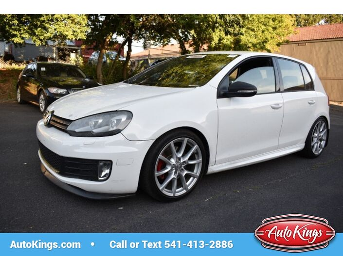 2011 Volkswagen GTI w/Sunroof PZEV Bend OR