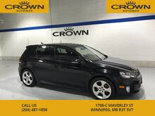 2011_Volkswagen_Golf GTI_GTI 5 Door *Leather/ DSG*_ Winnipeg MB