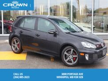 2011_Volkswagen_Golf GTI_GTI **One Owner**_ Winnipeg MB
