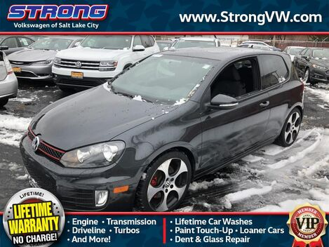 2011_Volkswagen_Golf GTI_w/Sunroof_ Salt Lake City UT