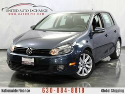 2011_Volkswagen_Golf_TDI ** DIESEL ** Hatchback w/ Sunroof & Bluetooth_ Addison IL