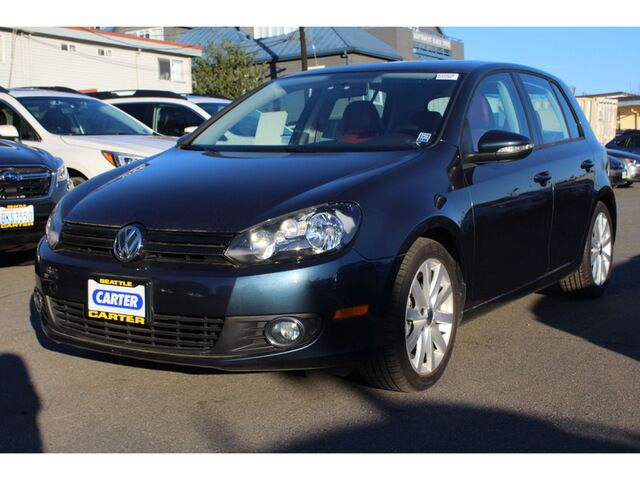 2011 Volkswagen Golf TDI Seattle WA