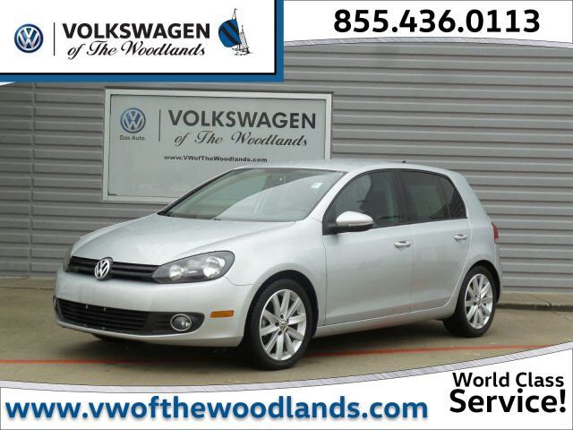 2011 Volkswagen Golf TDI The Woodlands TX
