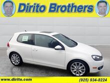 2011_Volkswagen_Golf_TDI_ Walnut Creek CA