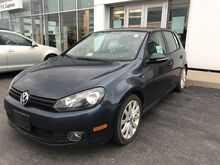 2011_Volkswagen_Golf_TDI_ Watertown NY