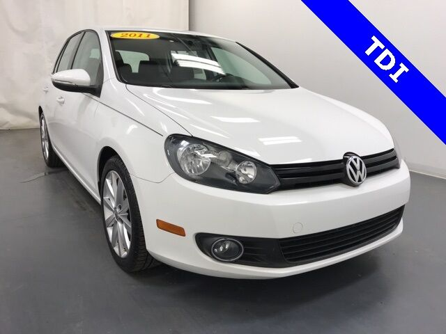 2011 Volkswagen Golf TDI w/ Sunroof Holland MI